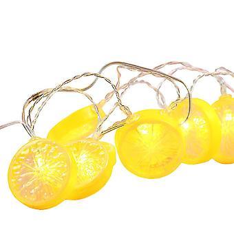 LED-string valot, satu sisustus, puutarha, makuuhuone tai tallentaa sisustus, valokuva tarvikkeet, hedelmä tyyli