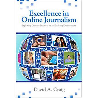 التميز في الصحافة عبر الإنترنت - استكشاف الممارسات الحالية في Ev