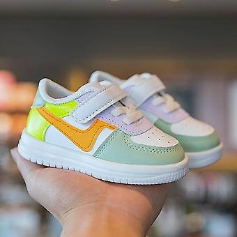 Baby Shoes, Toddler Sports Leather Flats Sneakers