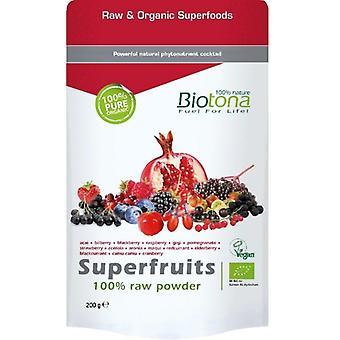 Biotona Superfruit Polvo 200 gr