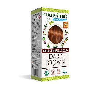 Dark Golden Chestnut 4 packets of 25g
