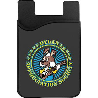The Magic Roundabout Dylan Appreciation Society Phone Card Holder
