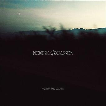Versus the World - Homesick/Roadsick [CD] USA import