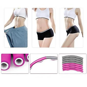 1.2 Kg 8 Pieces 94 Cm Fitness Adult Professional Hula Hoop
