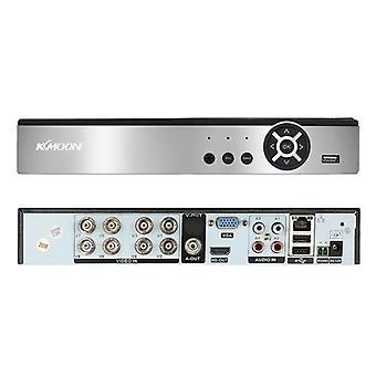 KKmoon 8CH 1080P H.264 P2P Network DVR CCTV Security Phone Control Motion Detection for Surveillance Camera