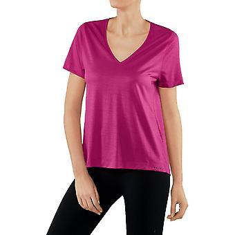 Falke Naturlig T-shirt - Berry Pink