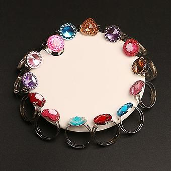 Love Kids Cute Søde Ringe Design, Flower Animal smykker Tilbehør, Barn,