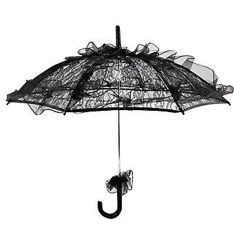 Spets paraply hållbar för festdekoration