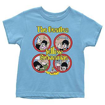 The Beatles Peuter Gele Onderzeeër Patrijspoorten nieuw Officieel 12 maanden tot 5 jaar