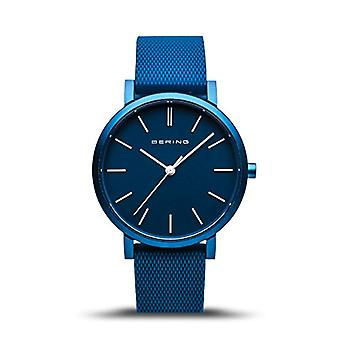 BERING Analogueic Watch Quartz Unisex with Silicone Strap 16934-799