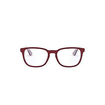 Ray-Ban RY1592 Reading Glasses, Blue, 46 Unisex-Adult