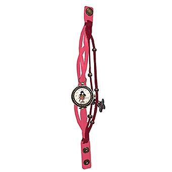 CYP Vintage Gorjuss-New Heigts Multicolor wristwatch (W-07-G)(3)
