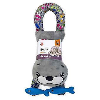 Fofos Sea Lion Cat Toy