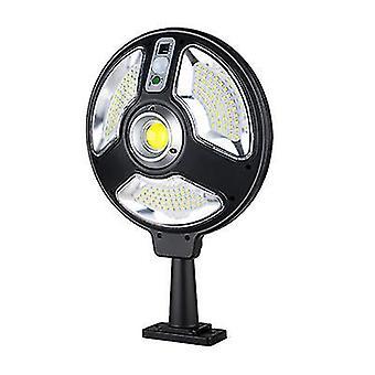 Smd led solar outdoor garden light, garden waterproof human body induction led wall light az9844