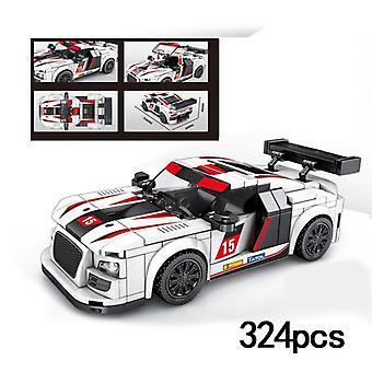 Speed Champions Super Race Car F1 Great Vehicle Racing Model Rakennuspalikat