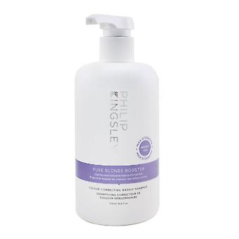 Philip Kingsley Pure Blonde Booster Colour- Correcting Weekly Shampoo 500ml/16.9oz