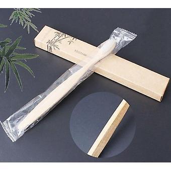 Colorful Environment-friendly Natural Bamboo Toothbrush