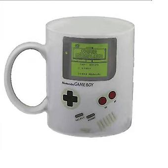 Slot Machine Pattern Color Cup Thermal Induction Ceramic Coffee Color Mug