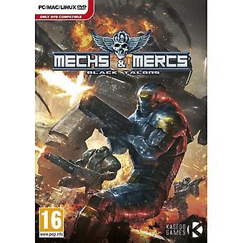 Mechs & Mercs Black Talons PC Game