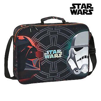Salkku Star Wars Pimeä puoli Musta Oranssi (6 L)