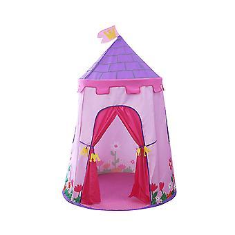 Kinder spielen Zelt Jurte Kinder Spielhaus