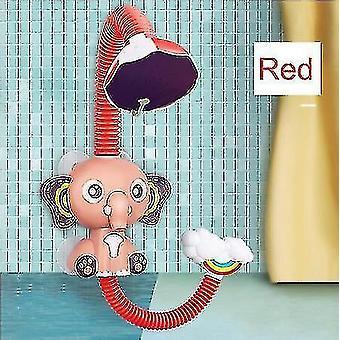 Elefant Modell Wasserhahn Dusche elektrische Wasser Spray Spielzeug Bad Baby Spielzeug Bad Spielzeug Baby Wasser spiel