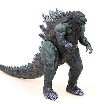 Juguetes para niños Monstruo 17CM Dinosaurio Rey de los monstruos Juguetes Modelo Títeres de dibujos animados