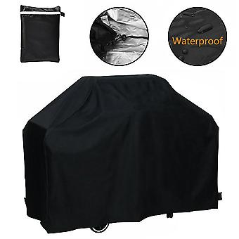 Homemiyn 210d Oxford Cloth Barbecue Dust Cover Outdoor Furniture Dust Cover Waterproof And Dustproof
