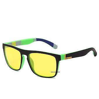 Polarized Computer Glasses, Night Vision Light Blocking Protection Uv400