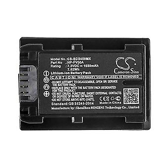 Cameron Sino Sdx450Mx Battery Replacement For Sony Camera