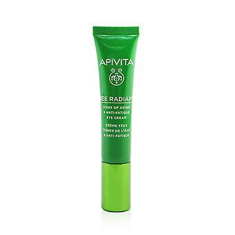 Apivita Bee Radiant Signs Of Aging & Anti-Fatigue Eye Cream 15ml/0.51oz