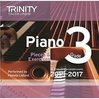 Piano 2015-2017. Grade 3 (CD)