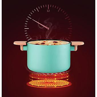 Cookware National Color Tim Fragrance Series Non-stick Soup High Pot 20cm Stock Pot 3mm Thickened High Stock Pot Gas Induction Cooker Universal High S