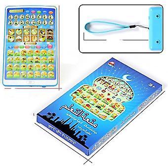 Schrift Arabisch Leermachine Tablet