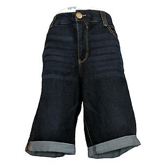 "Democracy Women's Shorts ""Ab""solution Bermuda Blue 744861"