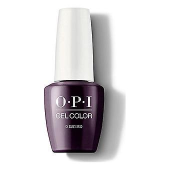 nail polish O Suzi Mio Opi Aubergine (15 ml)