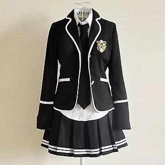 Children's School Uniform, Long Sleeved Uniforms