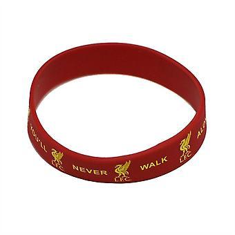 Liverpool FC Officiel De Football Silicone Bracelet