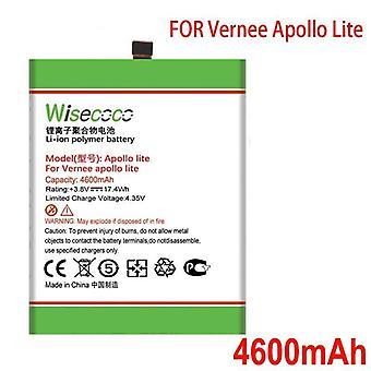 Wisecoco New High Capacity Apollo Lite Battery For Vernee Apollo Lite Mobile