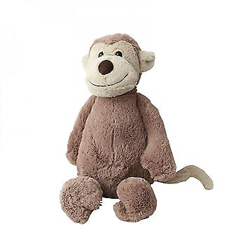 Qian Super Soft Sleeping Baby Monkey Doll Doll Nordic Ins Doll Girl Heart Pluszowa zabawka Prezent dla dzieci