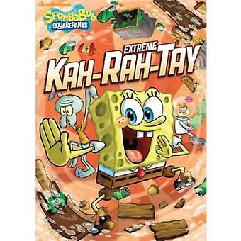 Spongebob Squarepants - Extreme Kah-Rah-Tay [DVD] USA import