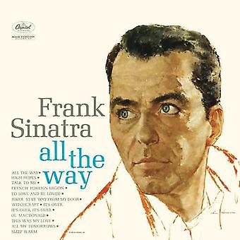 Frank Sinatra - aina (LP) [vinyyli] USA tuonti