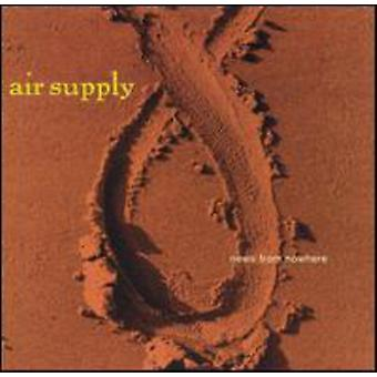 Air Supply - News From Nowhere [CD] USA import