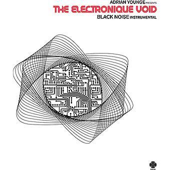 Adrian Younge Presents - Electronique Void: Black Noise Instrumentals [Vinyl] USA import
