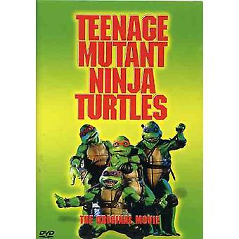 Teenage Mutant Ninja Turtles [DVD] USA import