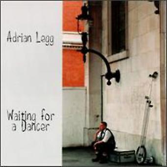 Adrian Legg - väntar en dansare [CD] USA import