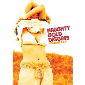 Naughty Gold Diggers [DVD] USA import