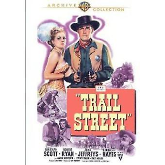 Trail Street [DVD] USA importieren