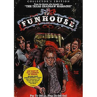 Funhouse [DVD] USA import