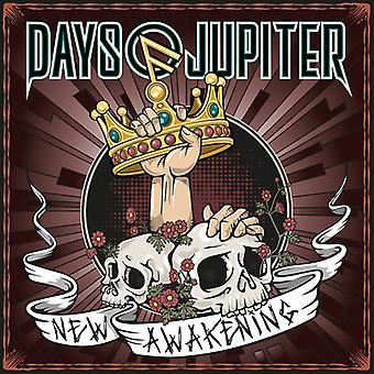 Days of Jupiter - New Awakening [CD] USA import